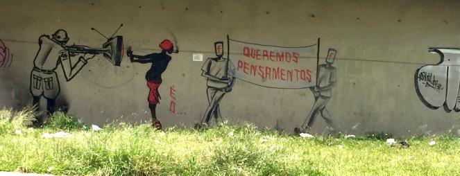 Saci Perere in São Paulo